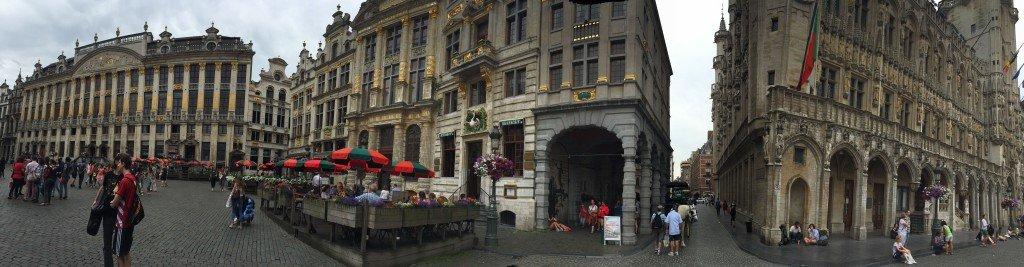 belgium square