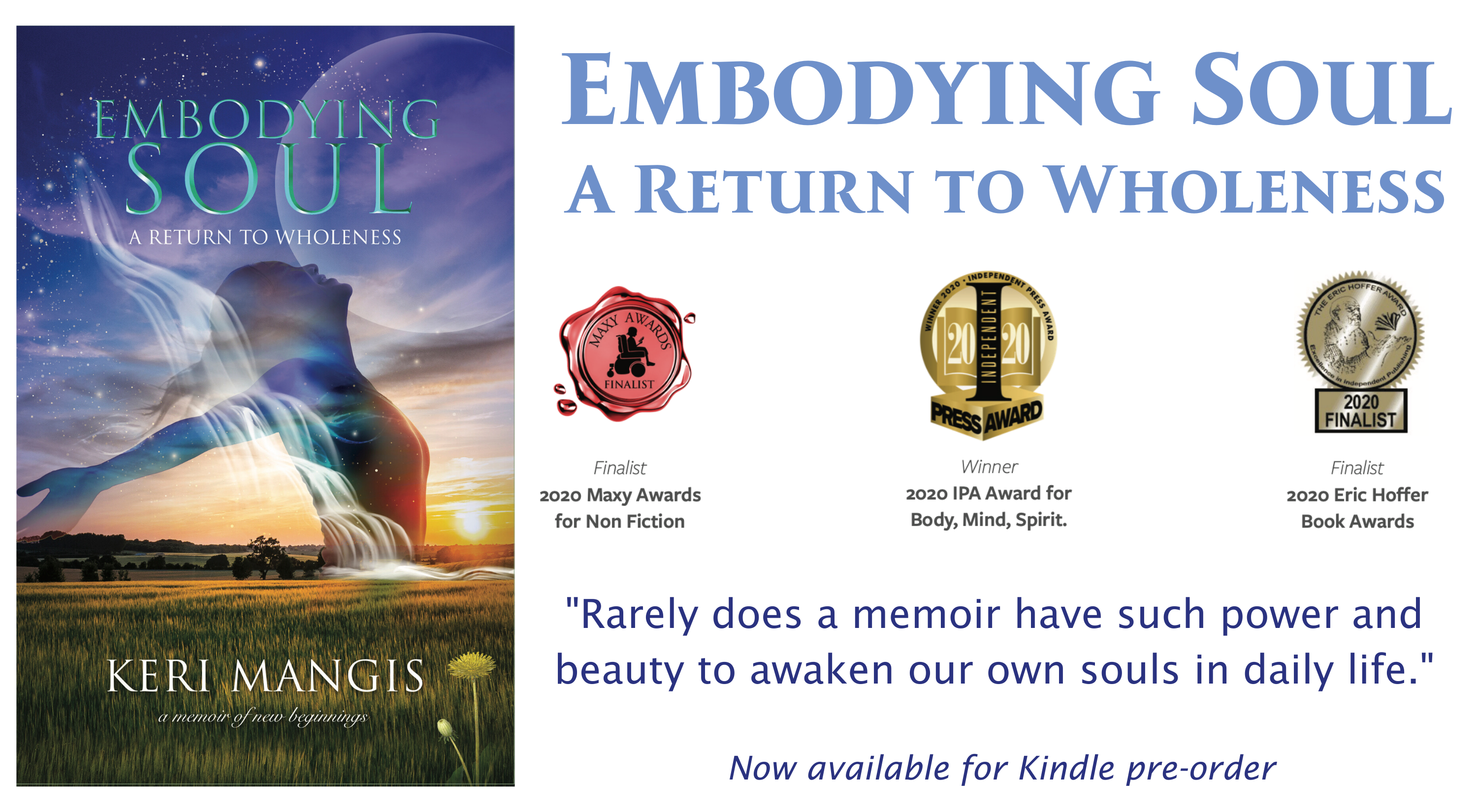 Embodying Soul_ A Return to Wholeness