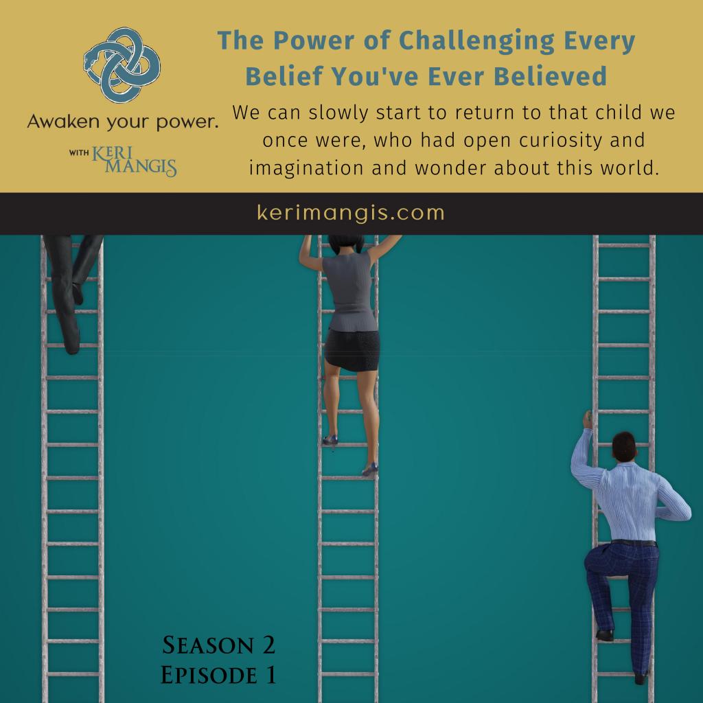 challenge belief